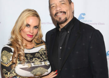 ICE-T SAYS WIFE COCO AUSTIN STILL BREASTFEEDS THEIR DAUGHTER: 'IT'S A COMFORT THING'