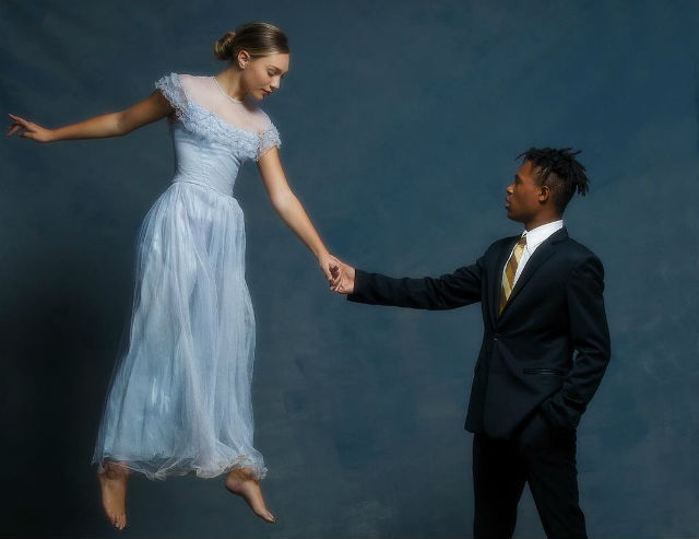 Image result for maddie ziegler and kailand morris