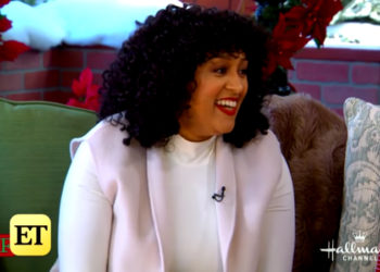 TIA MOWRY TALKS COOKING IN THE KITCHEN WITH HER SON AND MORE!