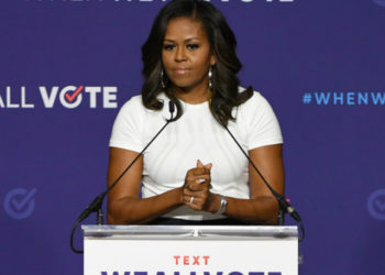 OPRAH INTERVIEWS MICHELLE OBAMA FOR NEW 'ELLE' MAGAZINE ISSUE