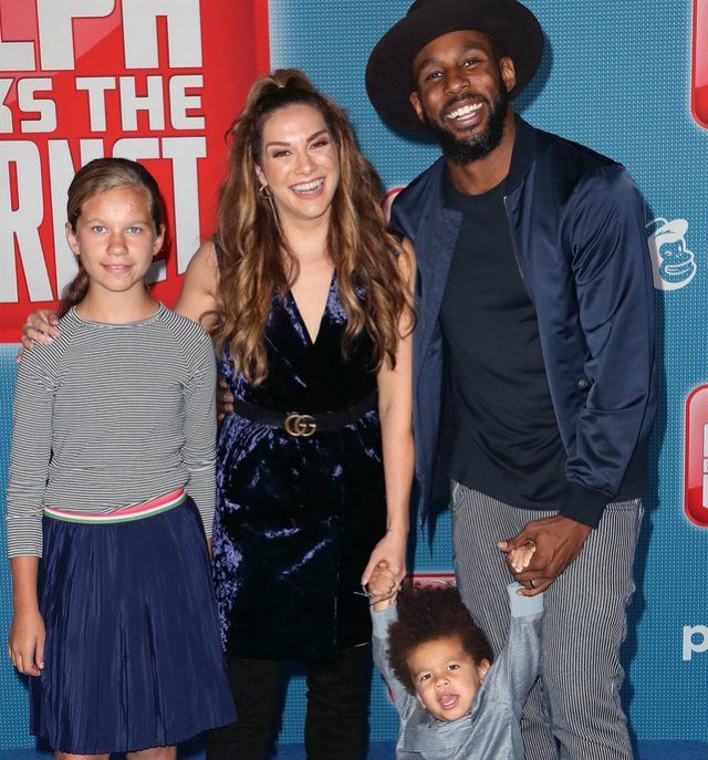 STEPHEN TWITCH BOSS, TARAJI P. HENSON, AND MORE ATTEND WORLD PREMIERE OF 'RALPH BREAKS THE INTERNET' IN LOS ANGELES