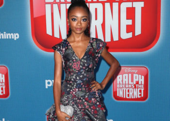 SKAI JACKSON 'REACHES FOR THE SKAI' WITH NEW BOOK