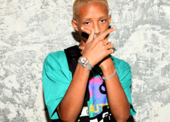 JADEN SMITH DOUBLES DOWN ON HIS CLAIM THAT TYLER THE CREATOR IS HIS BOYFRIEND