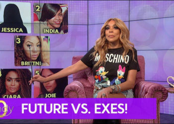 WENDY WILLIAMS BREAKS DOWN 'FUTURE'S BABY MAMA DRAMA'