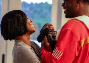 GABRIELLE UNION AND DWYANE WADE DOTE ON THEIR DAUGHTER KAAVIA JAMES UNION WADE