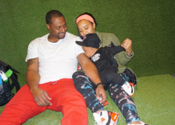 ANGELA SIMMONS REACTS TO SUTTON TENNYSON'S DEATH: 'I'M NUMB'