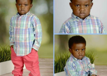 LITTLE BOY'S ANGRY SCHOOL PHOTO GOES VIRAL, REAL PARENT SETS THE RECORD STRAIGHT