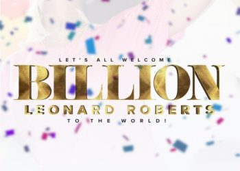 RICK ROSS AND GIRLFRIEND WELCOME SON BILLION LEONARD ROBERTS