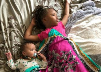 EVA MARCILLE'S KIDS MADE THEIR DEBUT ON RHOA