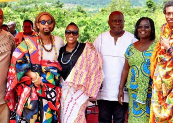LIL JON OPENS SECOND SCHOOL IN GHANA