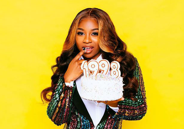 REGINAE CARTER CELEBRATES HER 20TH BIRTHDAY