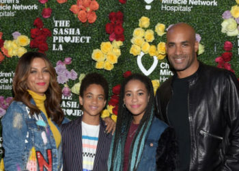 BORIS KODJOE: MY WIFE AND KIDS COME FIRST