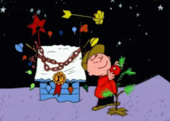 'A CHARLIE BROWN CHRISTMAS' WILL AIR THIS THURSDAY