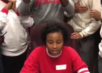 DO YOU REMEMBER THOSE VIRAL COLLEGE ACCEPTANCE VIDEOS? THERE'S A STORY BEHIND THAT
