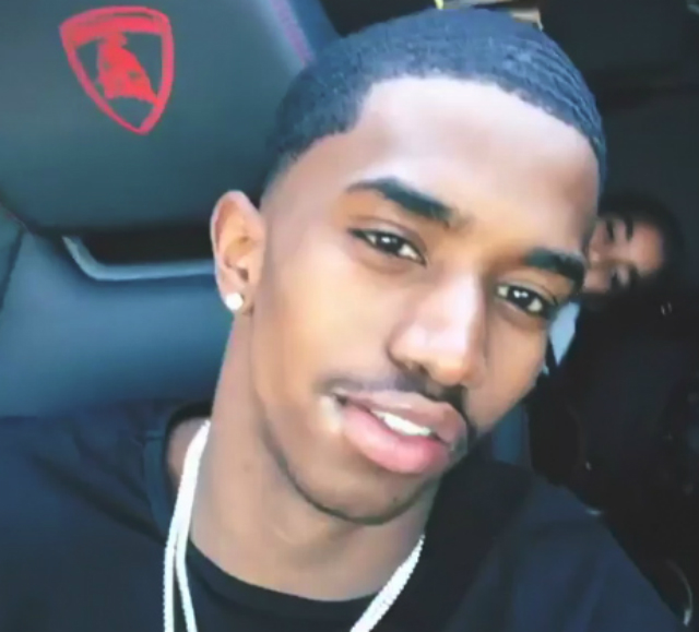 CHRISTIAN COMBS PICKS UP THE COMBS TWINS FROM SCHOOL