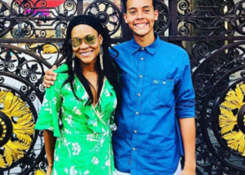 ROBIN GIVENS' SON 'MICHAEL BILLY' JENSEN IS ALL GROWN UP