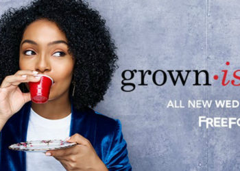 "GROWN-ISH SEASON 2 PROMO TAKES US INTO ""A DIFFERENT WORLD"""