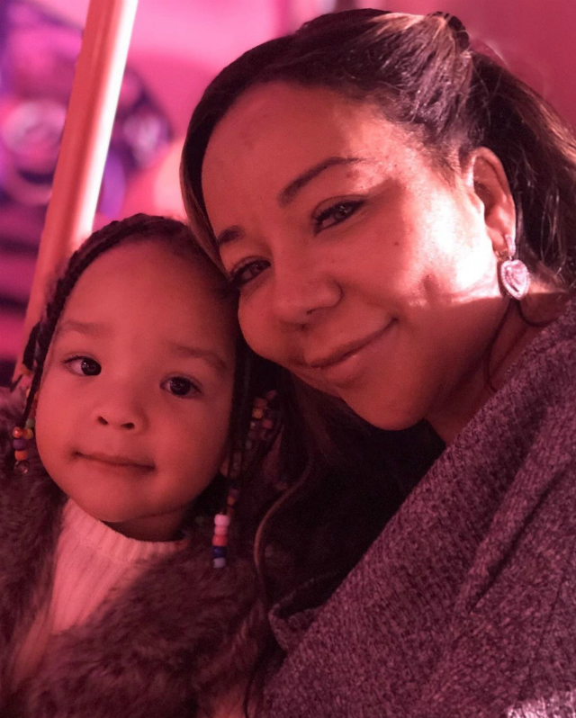 T.I. AND TINY'S DAUGHTER HEIRESS HARRIS TO HOST HER MOM'S TOY DRIVE