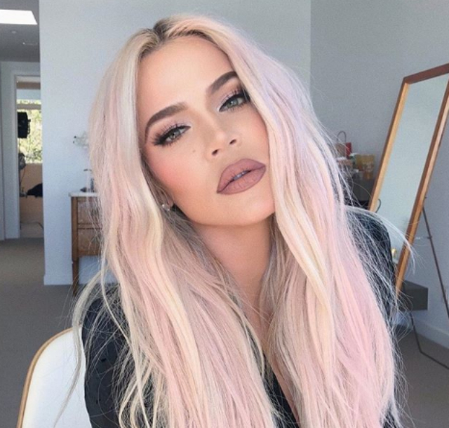 Khloé Kardashian defends Kim after troll claims Chicago isn't her biological child
