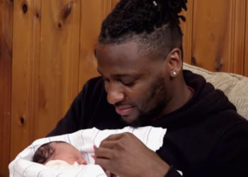 'MARRIED AT FIRST SIGHT:' JEPHTE AND SHAWNIECE BRING THEIR BABY GIRL HOME