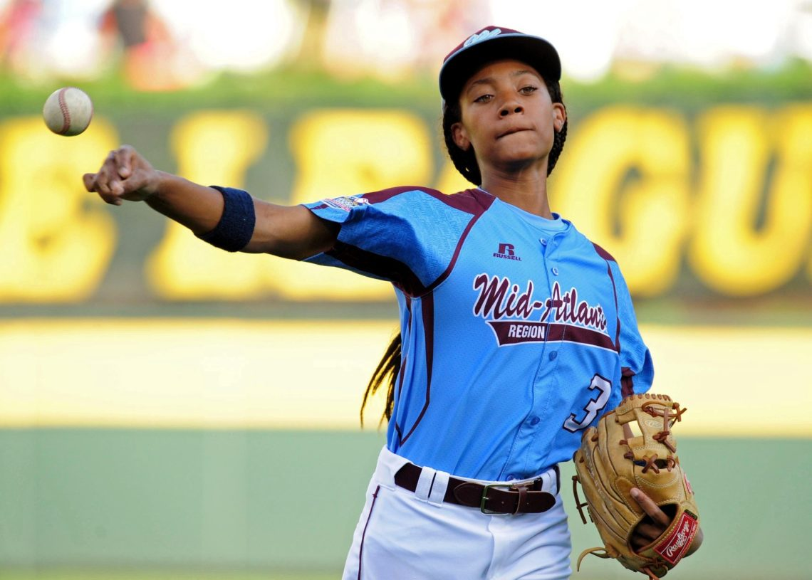 REMEMBER HER? MO'NE DAVIS SET TO PLAY SOFTBALL FOR HAMPTON UNIVERSITY