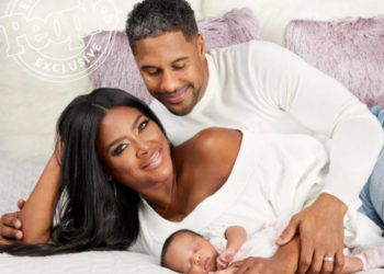 KENYA MOORE WANTS ANOTHER BABY DESPITE BEING HIGH-RISK