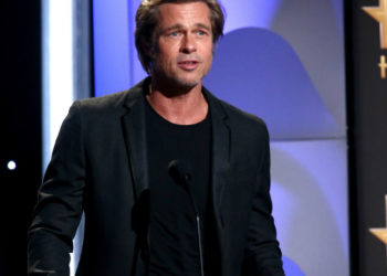 BRAD PITT REACHES A CHILD CUSTODY AGREEMENT WITH ANGELINA JOLIE