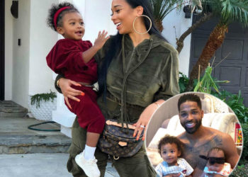 TRISTAN THOMPSON'S EX JORDAN CRAIG SHARES NEW PHOTOS OF THEIR SON