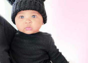 KHLOE KARDASHIAN SHARES NEW PHOTOS OF BABY TRUE THOMPSON