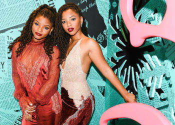 CHLOE AND HALLE SCORED TWO GRAMMY NOMINATIONS