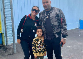 CARL CRAWFORD AND EVELYN LOZADA ARE CO-PARENTING GOALS