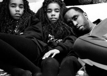 DIDDY TALKS ABOUT SINGLE PARENTING AS HE DRIVES KIDS TO SCHOOL