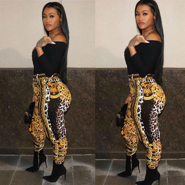 LIRA GALORE SAYS SHE USED PHOTOSHOPPING TO HIDE PREGNANCY