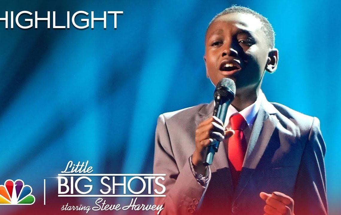 "MILES CATON RETURNS TO ""LITTLE BIG SHOTS"""