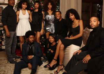 FAMILY PHOTOS: EDDIE MURPHY, CAM NEWTON, AND MORE WENT ALL OUT FOR THEIR HOLIDAY PHOTO SESSIONS