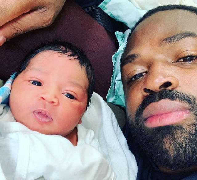 PANTHERS' TORREY SMITH AND WIFE WELCOME THEIR BABY GIRL