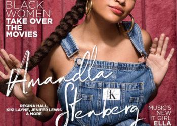 AMANDLA STENBERG COVERS ESSENCE MAGAZINE AHEAD OF BLACK WOMEN IN HOLLYWOOD AWARDS