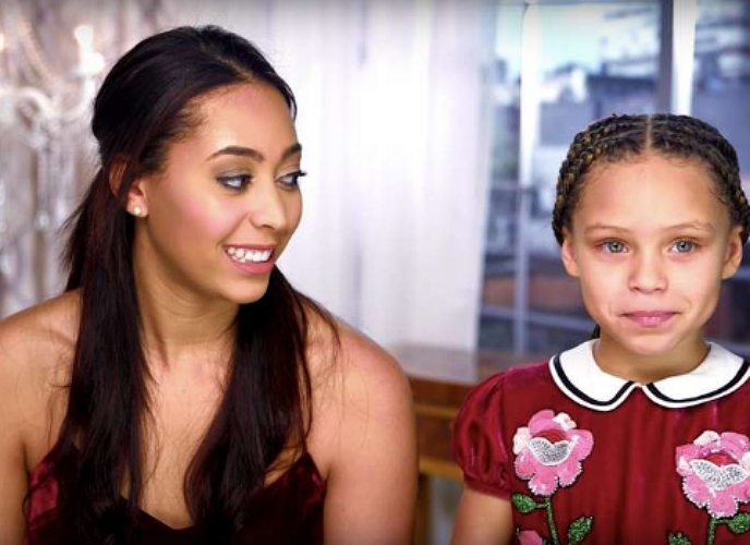 RILEY CURRY HELPS SYDEL CURRY 'SAY YES TO THE DRESS'