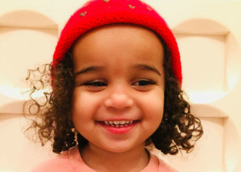 WATCH: DREAM KARDASHIAN SHOWS US THAT SHE KNOWS HER COLORS IN ADORABLE VIDEO