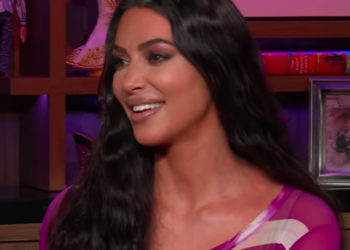 KIM KARDASHIAN CONFIRMS THAT SHE AND KANYE WEST ARE HAVING A BOY ON 'WATCH WHAT HAPPENS LIVE'