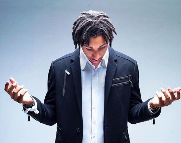 SWIZZ BEATZ' SON PRINCE NASIR DEAN, AKA MARCATO, IS A RISING MUSIC PRODUCER AND MODEL