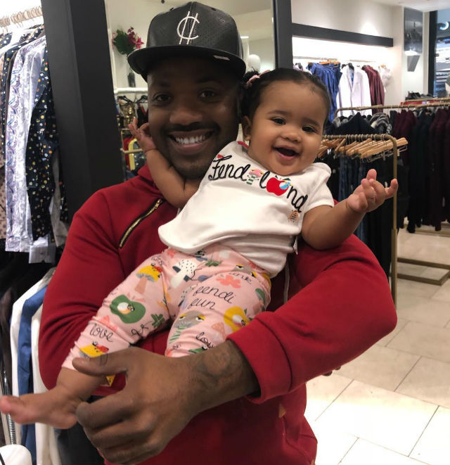 DADDY & ME: RAY J, JOE BUDDEN, MICHAEL STRAHAN, 2 CHAINZ AND MORE BOND WITH THEIR KIDS