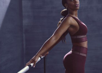 KELLY ROWLAND'S NEW FABLETICS COLLECTION WAS INSPIRED BY HER LIFE AS A WORKING MOM