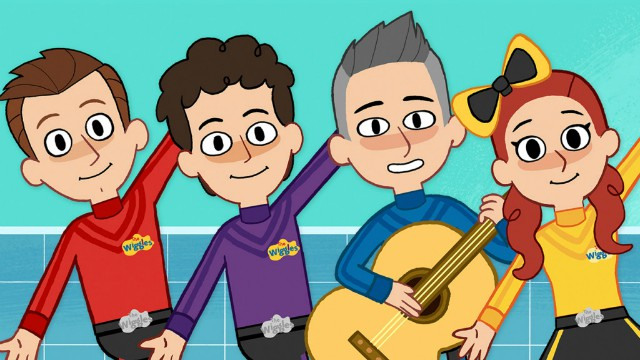 THE WIGGLES RELEASE LONG-AWAITED TOILET TRAINING SONG