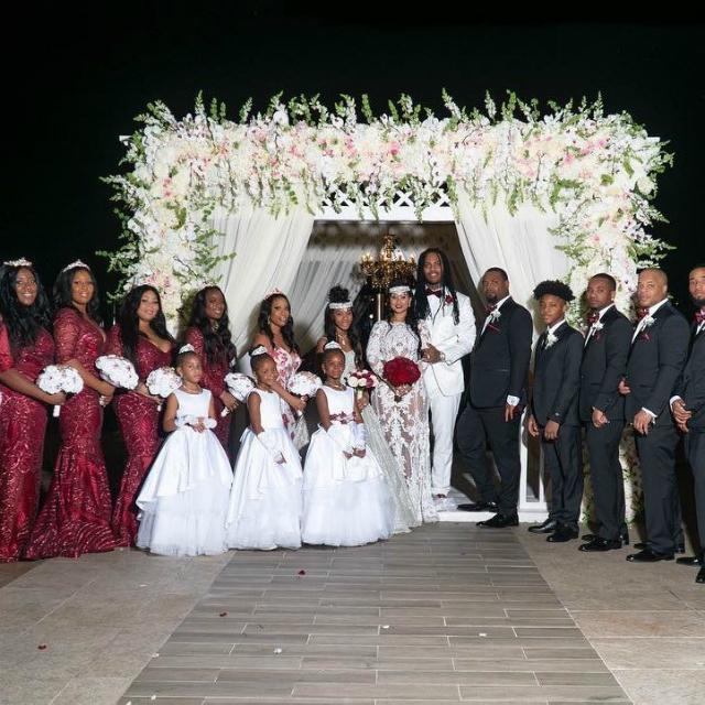 tammy rivera wedding dress