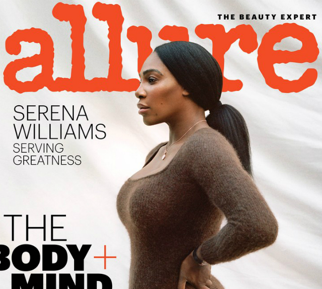 SERENA WILLIAMS TALKS HER BODY POST-BABY: 'I'M NOT 21 ANYMORE'
