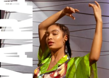 GROWN-ISH STAR YARA SHAHIDI IS FEATURED IN NEW FASHION SPREAD