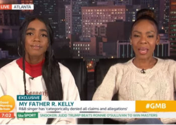 "R KELLY'S DAUGHTER JOANN KELLY AND EX-WIFE ANDREA KELLY ARE ""TORN"" OVER ABUSE ALLEGATIONS"