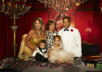 JOHN LEGEND THANKS WIFE CHRISSY TEIGEN FOR 'INCREDIBLE BIRTHDAY PARTY'