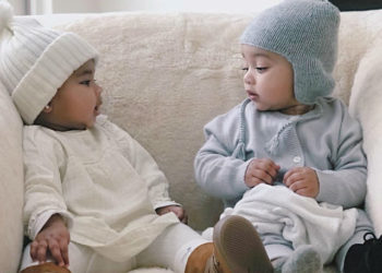 KEEPING UP WITH THE KARDASHIAN KIDS: CHICAGO WEST AND TRUE THOMPSON ARE 'THE BEST'